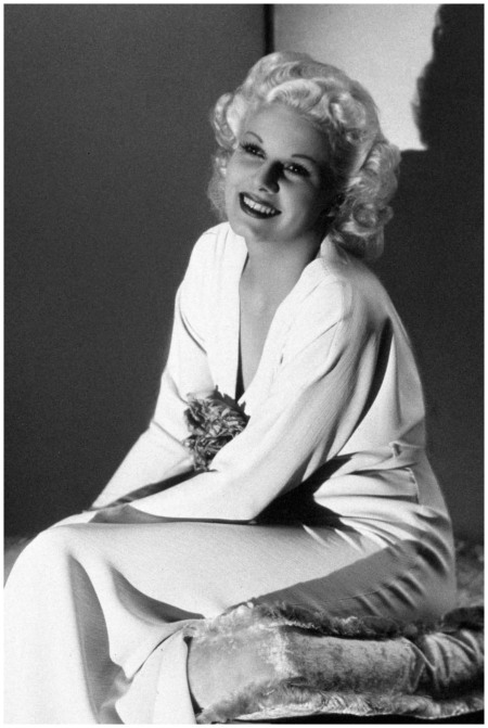 Jean Harlow - Known as the %22Platinum Blonde%22 Film %22Suzy%22 1936