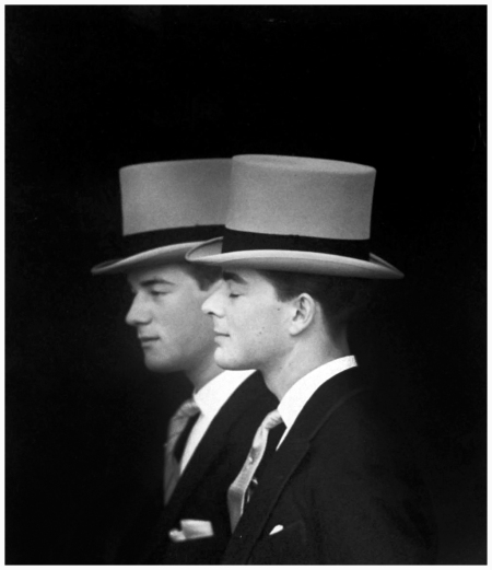 Loomis Dean Anthony Armstrong Jones' Half Brothers, 1960