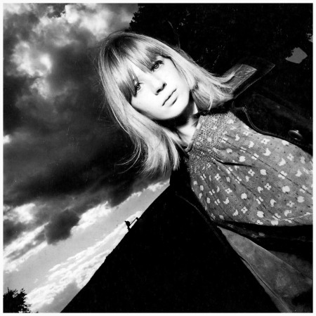 Marianne Faithfull, photo by David Bailey, Sept. 18, 1964, published in Vogue, March 15, 1965