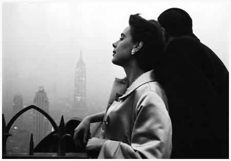 New York. Drew Beyfuss. 1956