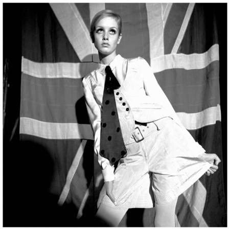 Twiggy 1966 Photo Ternce Donovan