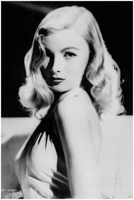 Veronica Lake - Actress and Forties pin-up, Veronica Lake