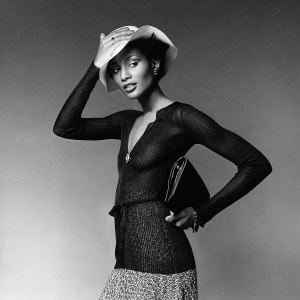 American model Beverly Johnson became the magazine's first black cover star in 1974 Francesco Scavullo, Vogue, February 1, 1974