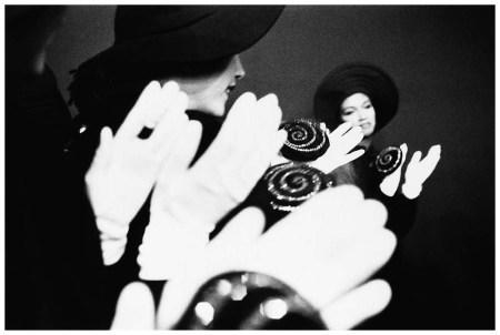 Défilé Sonia Rykiel, 1987 © Gérard Musy