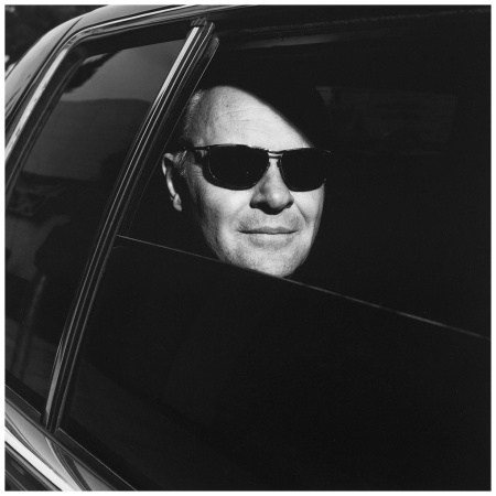 Antony Hopkins, Los Angeles, 1991