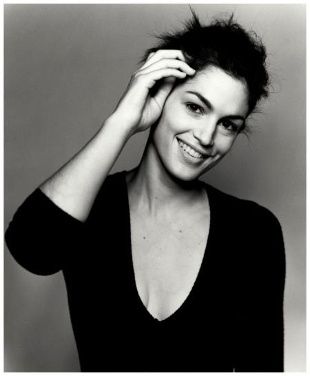 Cindy Crawford (Italian Vogue), London, 1996