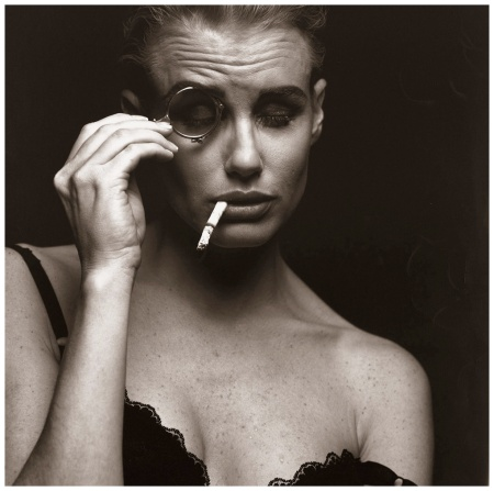 Daryl Hannah (German Vogue), Los Angeles, 1992