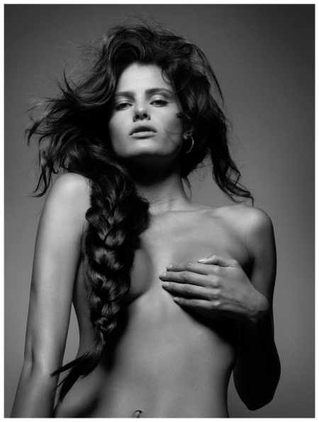 Isabeli Fontana photographed by Sølve Sundso for Pop Magazine, Spring:Summer 2008