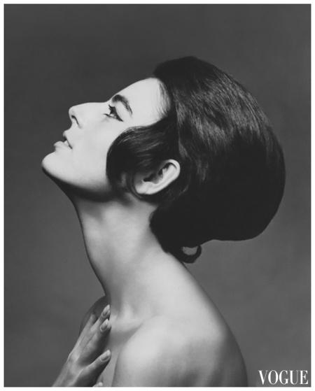 Karen Radkai Vogue June 1966 Antonella Agnelli