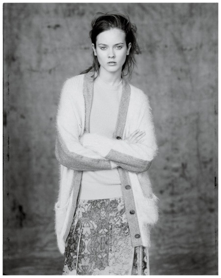 Monika Jagaciak Photo Paolo Roversi 2010