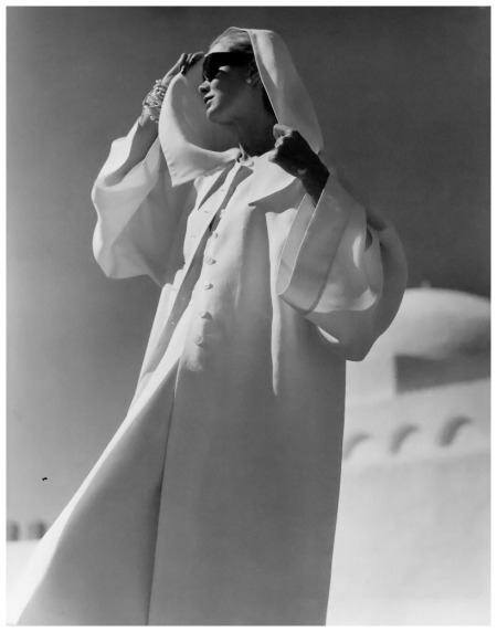 Photo by Louise Dahl-Wolfe, Tunesia, 1950