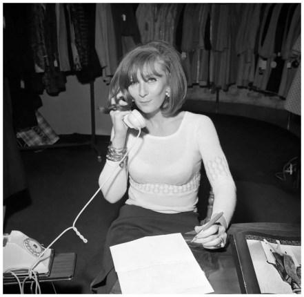 Sonia Rykiel Paris, 4 juin 1965   © Pleasurephoto Room
