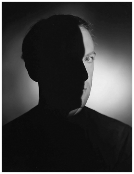 Portrait of Cecil Beaton, 1940's © Erwin Blumenfeld
