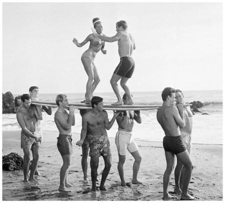 Annette Funicello Beach Culture