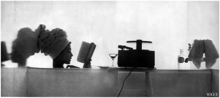 Jean Patchett Photo Irving Penn, Vogue, June 1, 1950