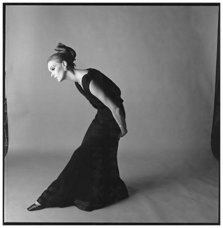 Nicole de la Marge, photo by Brian Duffy, Queen 1965