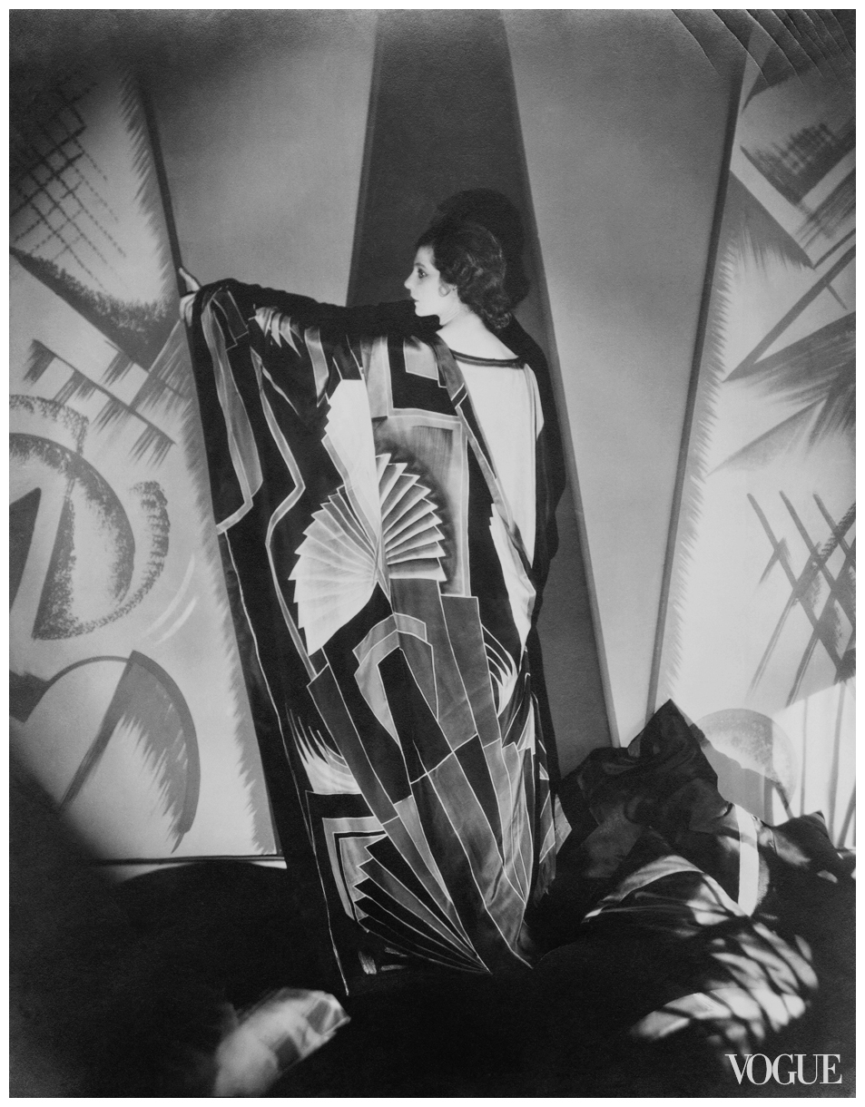 art deco vogue june 1 1925 pleasurephoto room. Black Bedroom Furniture Sets. Home Design Ideas