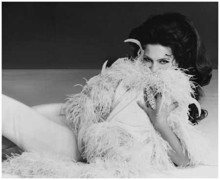 Princess Ira Fuerstenburg Photo Gianni Penati 1968