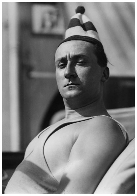 André Haguet, Sainte-Maxime, septembre 1929 : Ministère de la Culture - France : AAJHL Jacques-Henri Lartigue