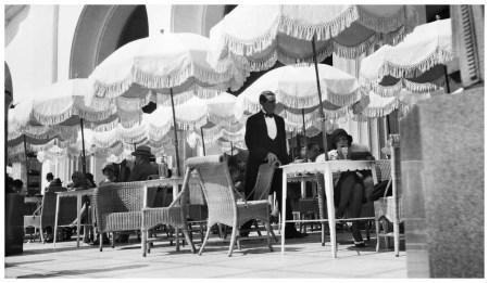 Bibi au Palais de la Méditerranée. Nice, mai 1929 © Photographie Jacques Henri Lartigue