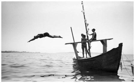 Vera, Villepion, Arlette et Bibi. Cannes, mai 1927 © Photographie Jacques Henri Lartigue