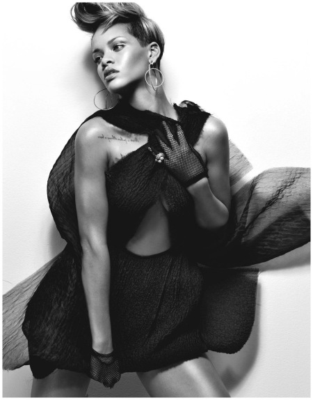 Photo by Craig McDean Rihanna 25 years