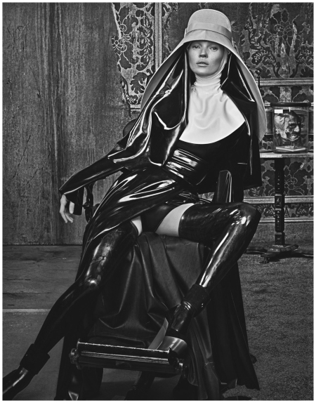 Photo by Steven Klein Kate Moss