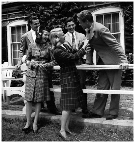 Photo Toni Frissell, Vogue, August 15,1941
