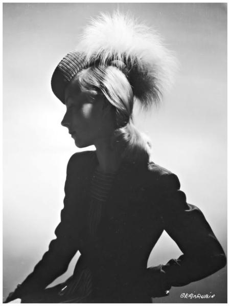 Fashion photo, 1938 Genia Rubin b4