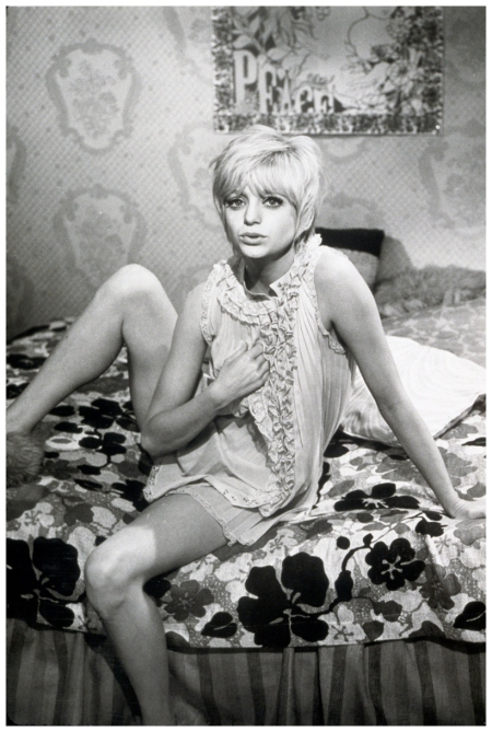 Goldie Hawn film Cactus Flower (Gene Sacks, 1969) Cordon Press