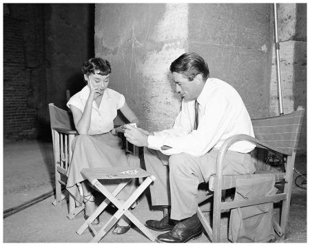 Gregory Peck, Audrey Hepburn
