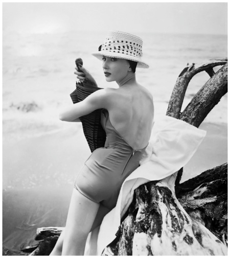 Jessica Taft Trinidad 1957 Louise Dahl-Wolfe Archive