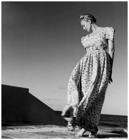 Liz Gibbons, Cuba 1941 Louise Dahl-Wolfe Archive b