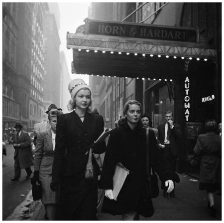 Per le strade di New York (Stanley Kubrick nel 1946 per Look) b