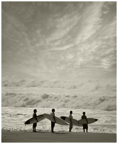 North Shore Surfing 07