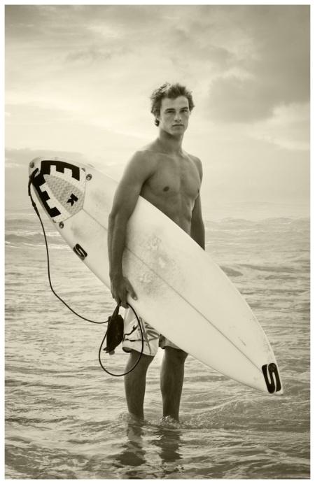 Surfer Portrait 03