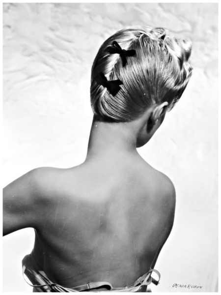 Photo Genia Rubin Coiffure, 1938