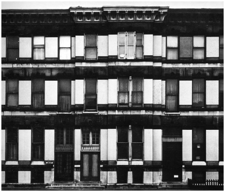 Photo Harry Callahan Dearborn Street, Chicago nd