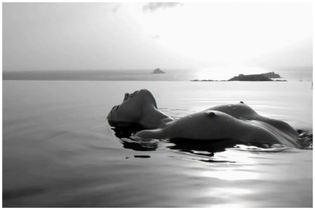 Photo Jean Philippe Piter  Elliot Sunset Pool 2008