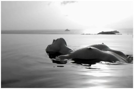 Photo Jean Philippe Piter  Elliot Sunset Pool 2008