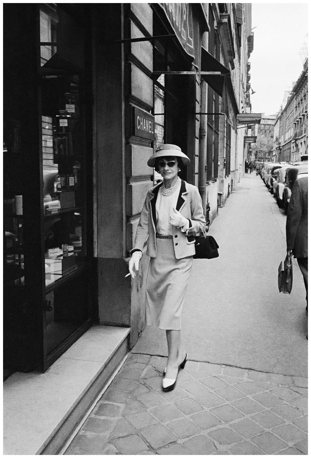 Coco Chanel 告訴你 女人最理想的衣櫥應該有6大元素