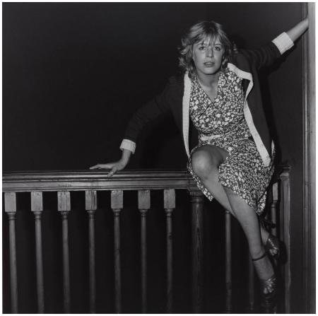 Marianne Faithfull 1976, printed 2003 by Robert Mapplethorpe 1946-1989