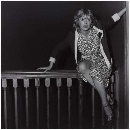 Marianne Faithfull 1976, printed 2003 by Robert Mapplethorpe 1946-1989
