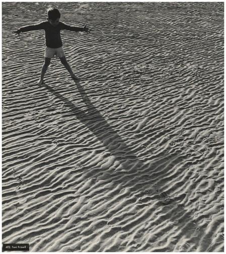 Photo Toni Frissel – Fashion shot 1947child ©
