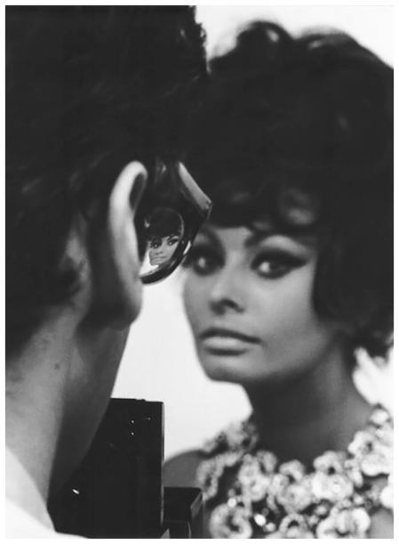 Archivio Secchiaroli, Sophia Loren e Richard Avedon, 1966Editi&Inediti, Wave Photogallery