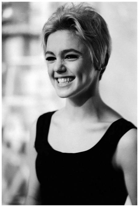 Famous 60 Hair short cut Edie Sedgwick, 1965