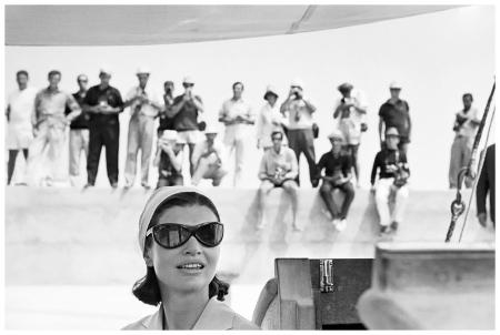 Jackie Kennedy - Ravello Photo Benno Graziani 1952 1
