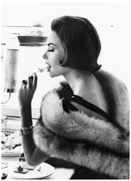 Vogue UK, October 1962