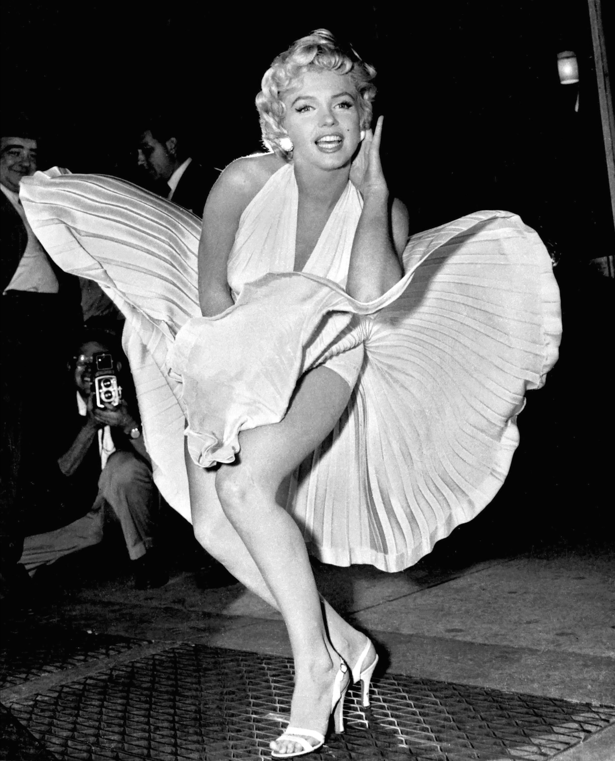Marilyn Monroe's Emilio Pucci Dress LA Marilyn Monroe On