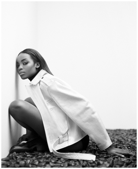 Maria Borges - Photo Thomas Whiteside